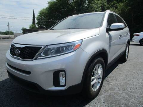 2014 Kia Sorento for sale at Lewis Page Auto Brokers in Gainesville GA