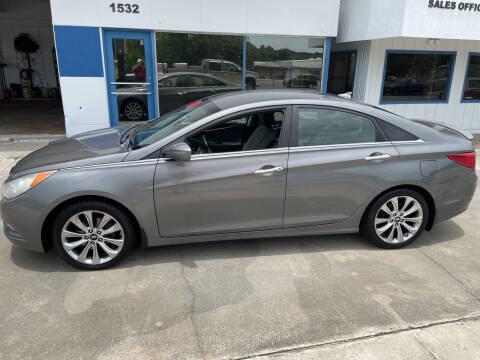 2012 Hyundai Sonata for sale at Moye's Auto Sales Inc. in Leesburg FL
