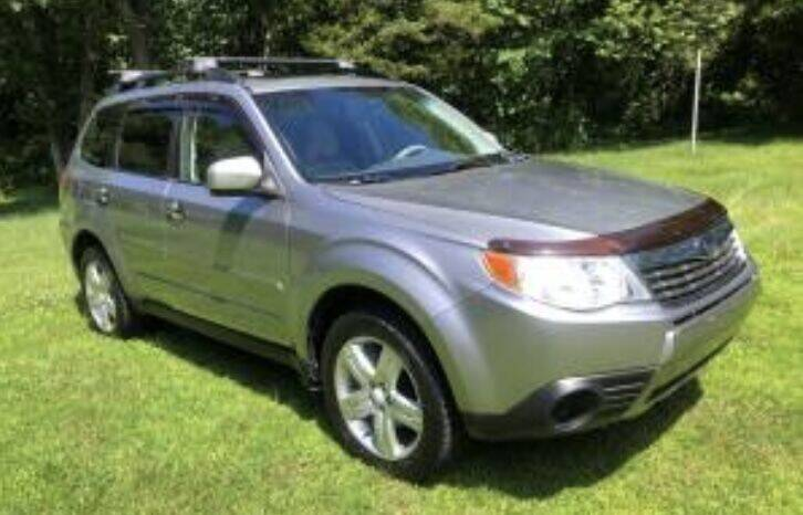 2010 Subaru Forester for sale at Euro Motors of Stratford in Stratford CT