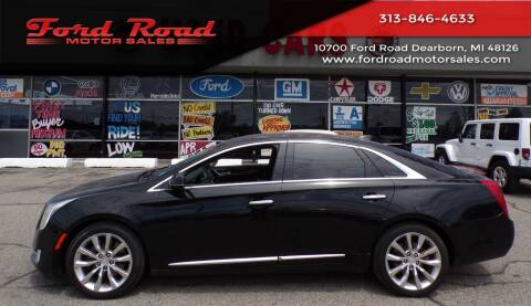 2016 Cadillac XTS for sale at Ford Road Motor Sales in Dearborn MI
