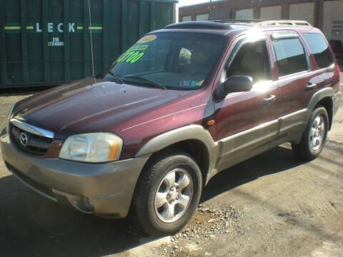 2002 Mazda Tribute for sale at 611 CAR CONNECTION in Hatboro PA