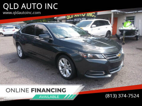 2015 Chevrolet Impala for sale at QLD AUTO INC in Tampa FL