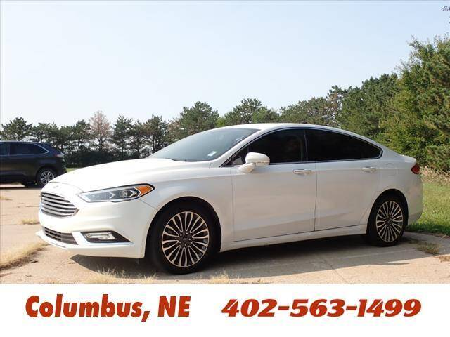 2018 Ford Fusion for sale in Madison, NE