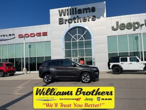 2019 Jeep Compass for sale at Williams Brothers - Pre-Owned Monroe in Monroe MI