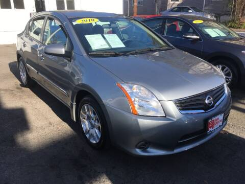 2010 Nissan Sentra for sale at B & M Auto Sales INC in Elizabeth NJ