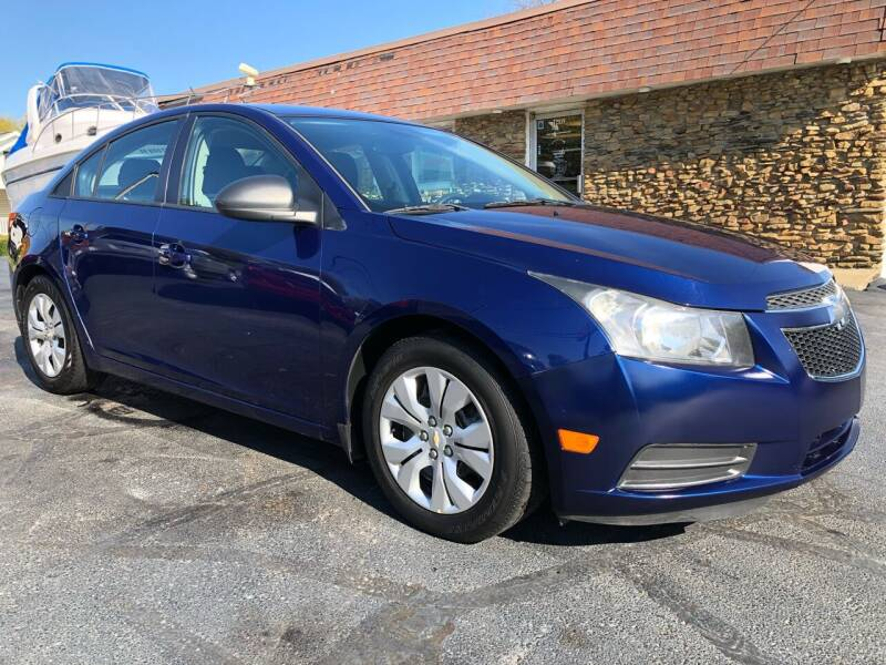 2013 Chevrolet Cruze for sale at Approved Motors in Dillonvale OH