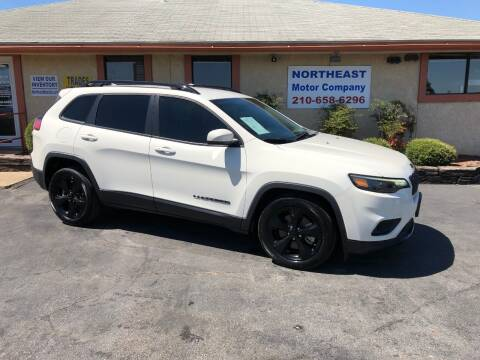 2019 Jeep Cherokee for sale at Northeast Motor Company in Universal City TX