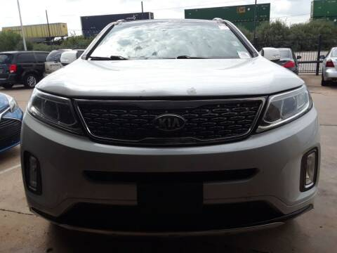 2014 Kia Sorento for sale at Auto Haus Imports in Grand Prairie TX