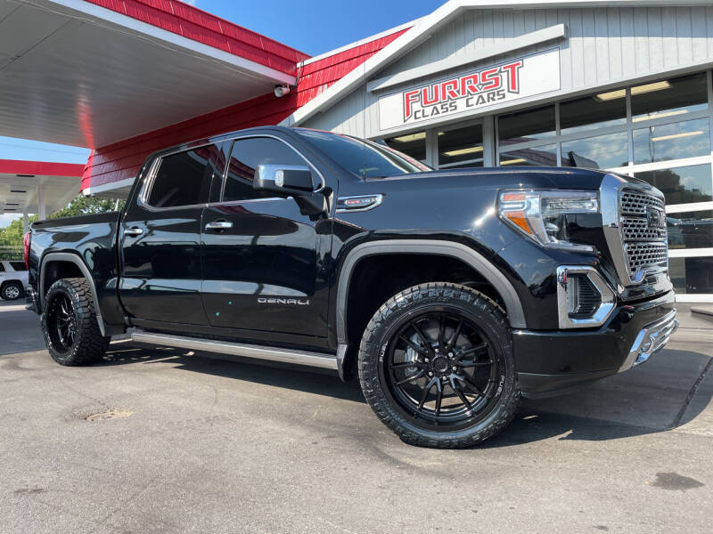2019 GMC Sierra 1500 for sale at Furrst Class Cars LLC  - Independence Blvd. in Charlotte NC