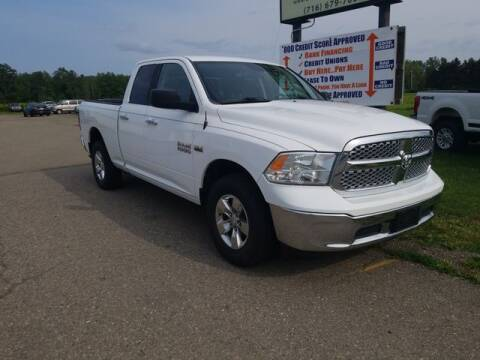 2016 RAM Ram Pickup 1500 for sale at Sensible Sales & Leasing in Fredonia NY