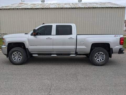 2016 Chevrolet Silverado 2500HD for sale at TNK Autos in Inman KS