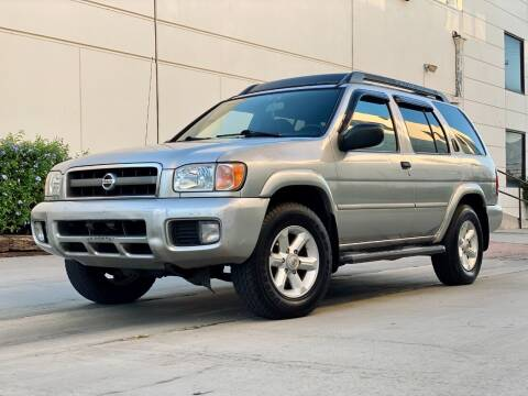 2004 Nissan Pathfinder for sale at New City Auto - Retail Inventory in South El Monte CA