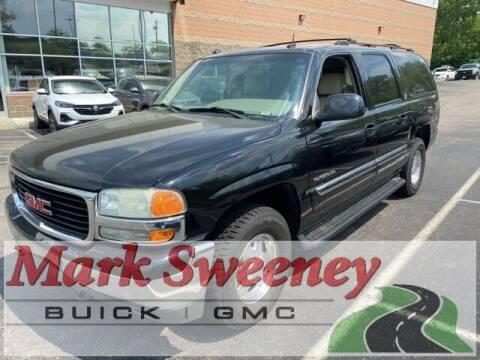 2003 GMC Yukon XL for sale at Mark Sweeney Buick GMC in Cincinnati OH