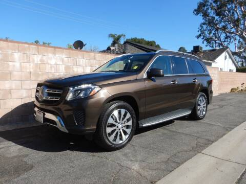 2017 Mercedes-Benz GLS for sale at California Cadillac & Collectibles in Los Angeles CA