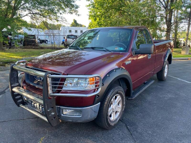 2004 Ford F-150 for sale at Car Plus Auto Sales in Glenolden PA