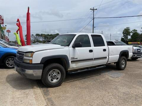 2005 Chevrolet Silverado 2500HD for sale at Direct Auto in D'Iberville MS
