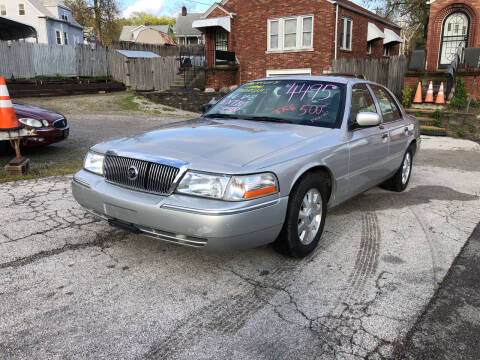2004 Mercury Grand Marquis for sale at Kneezle Auto Sales in Saint Louis MO