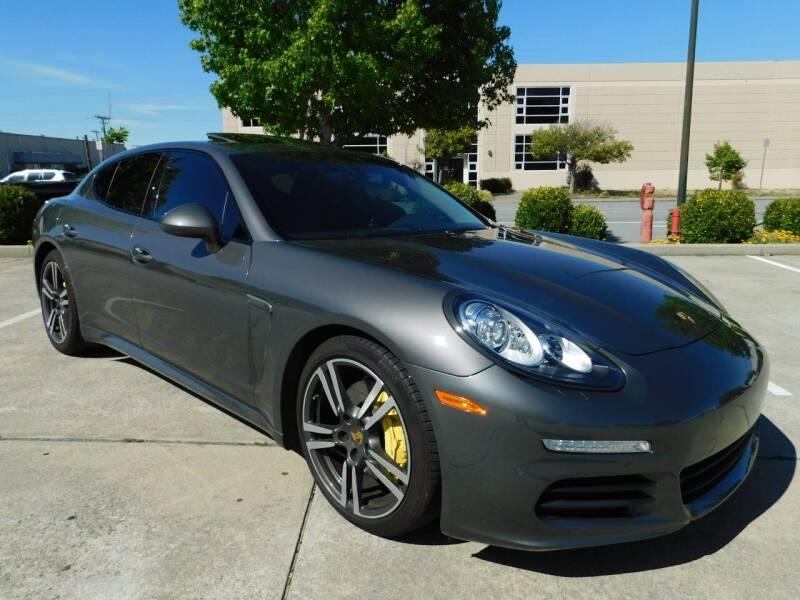 2016 Porsche Panamera for sale at Conti Auto Sales Inc in Burlingame CA