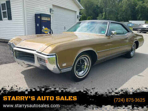 1969 Buick Riviera for sale at STARRY'S AUTO SALES in New Alexandria PA