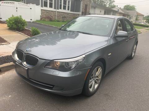 2010 BMW 5 Series for sale at Morris Ave Auto Sale in Elizabeth NJ