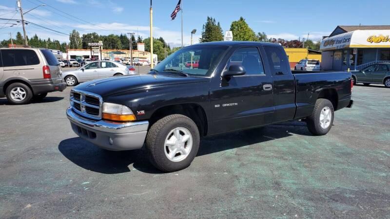 1997 Dodge Dakota for sale at Good Guys Used Cars Llc in East Olympia WA