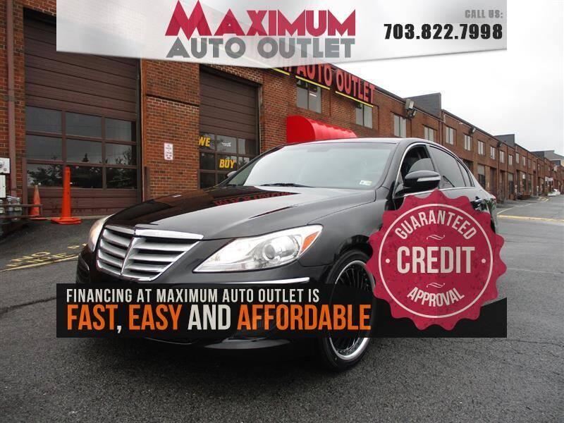 2014 Hyundai Genesis for sale in Manassas, VA