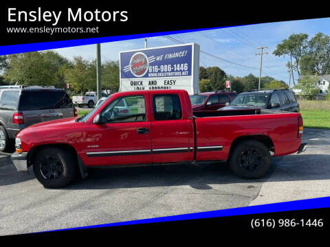 2000 Chevrolet Silverado 1500 for sale at Ensley Motors in Allendale MI