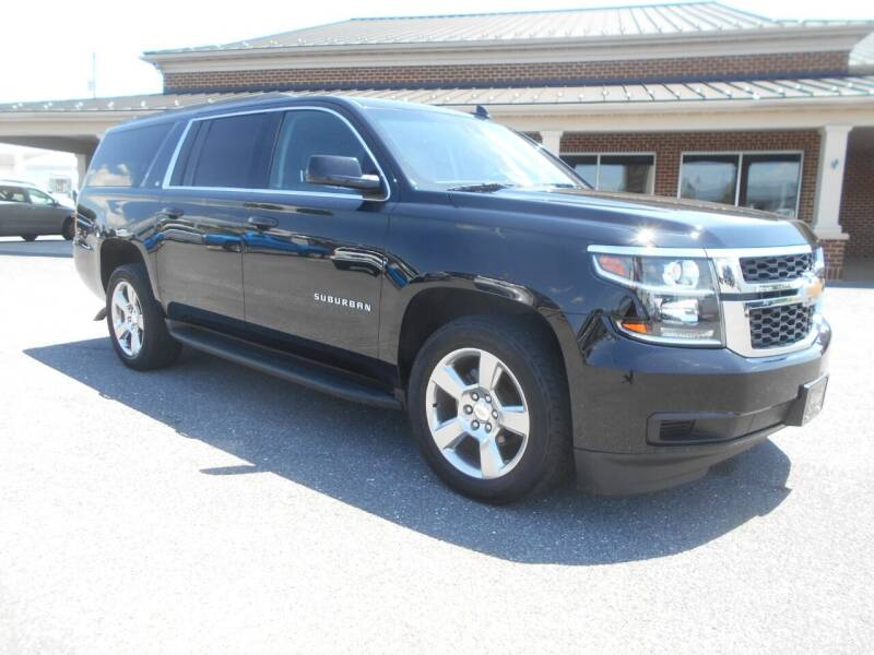 2018 Chevrolet Suburban for sale at Nye Motor Company in Manheim PA