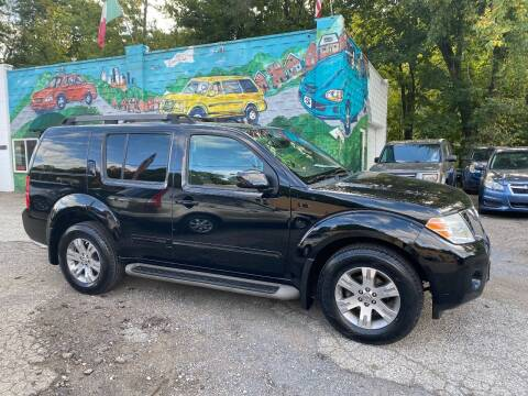 2009 Nissan Pathfinder for sale at Showcase Motors in Pittsburgh PA