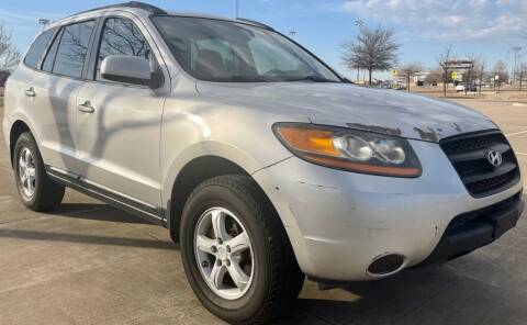 2008 Hyundai Santa Fe for sale at Driveline Auto Solution, LLC in Wylie TX