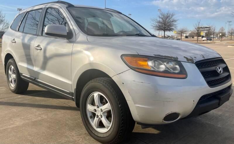 2008 Hyundai Santa Fe for sale at Driveline Auto Solution, LLC in Wylie TX