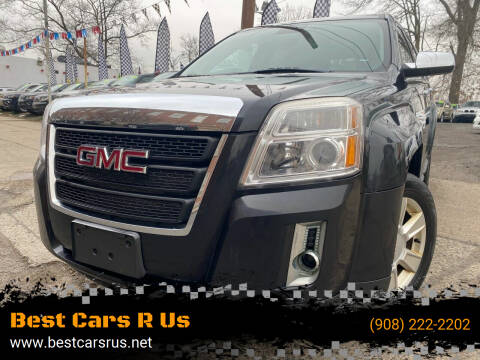 2013 GMC Terrain for sale at Best Cars R Us in Plainfield NJ