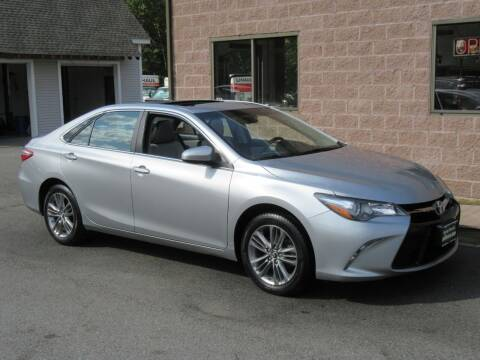 2017 Toyota Camry for sale at Advantage Automobile Investments, Inc in Littleton MA