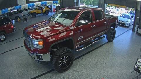 2014 GMC Sierra 1500 for sale at Smart Chevrolet in Madison NC