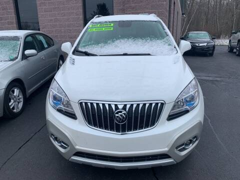 2014 Buick Encore for sale at 924 Auto Corp in Sheppton PA