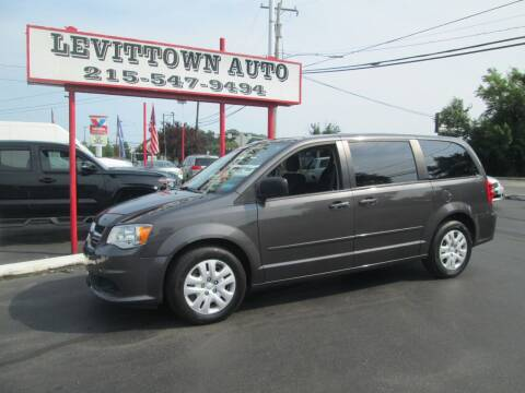 2015 Dodge Grand Caravan for sale at Levittown Auto in Levittown PA