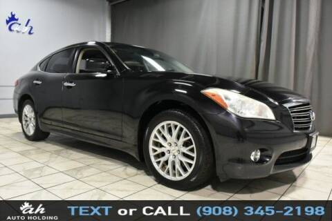 2011 Infiniti M37 for sale at AUTO HOLDING in Hillside NJ