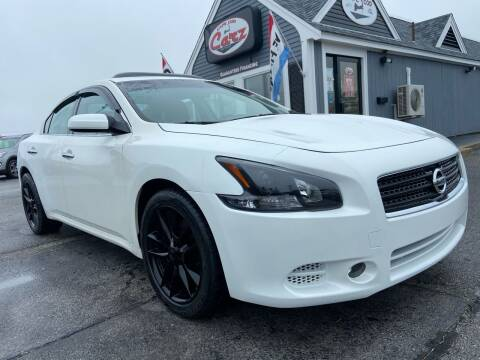 2011 Nissan Maxima for sale at Cape Cod Carz in Hyannis MA