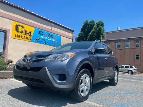 2013 Toyota RAV4 for sale at Car Mart Auto Center II, LLC in Allentown PA