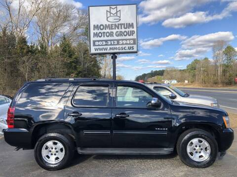 2011 Chevrolet Tahoe for sale at Momentum Motor Group in Lancaster SC