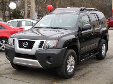 2014 Nissan Xterra for sale at Bill Leggett Automotive, Inc. in Columbus OH