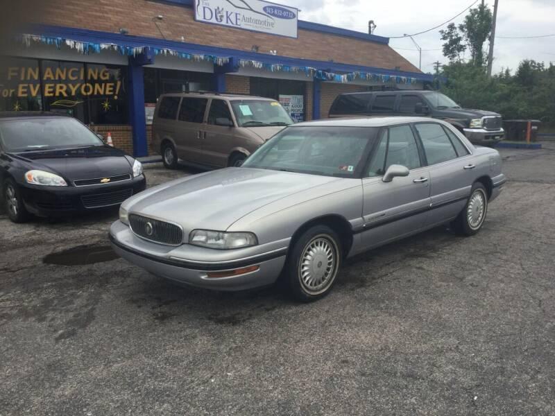 1998 Buick LeSabre for sale at Duke Automotive Group in Cincinnati OH