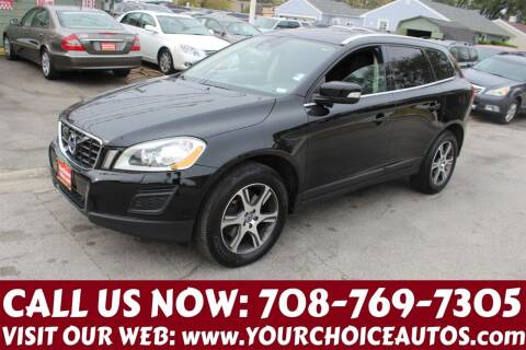 2012 Volvo XC60 for sale at Your Choice Autos in Posen IL