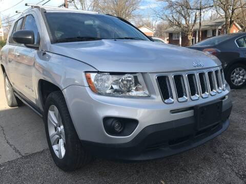 2011 Jeep Compass for sale at King Louis Auto Sales in Louisville KY
