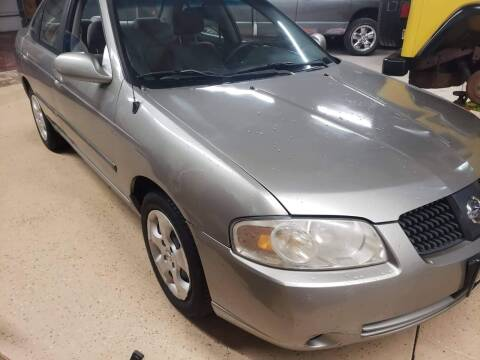 2005 Nissan Sentra for sale at Tumbleson Automotive in Kewanee IL
