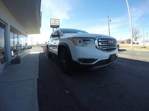 2019 GMC Acadia for sale at MARTINDALE CHEVROLET in New Madrid MO