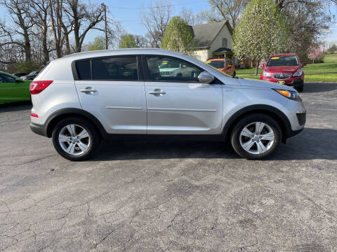 2012 Kia Sportage for sale at Westview Motors in Hillsboro OH