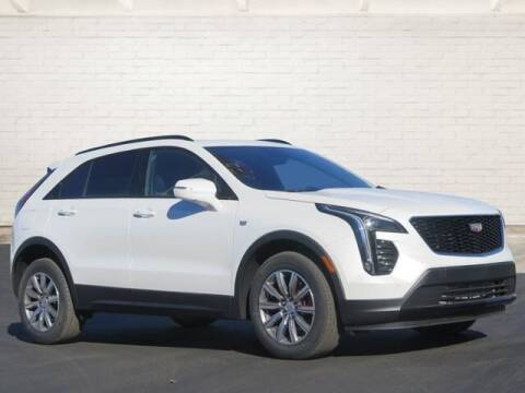 2021 Cadillac XT4 for sale at HAYES CHEVROLET Buick GMC Cadillac Inc in Alto GA