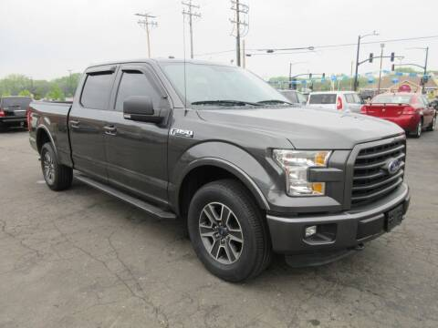 2015 Ford F-150 for sale at Fox River Motors, Inc in Green Bay WI