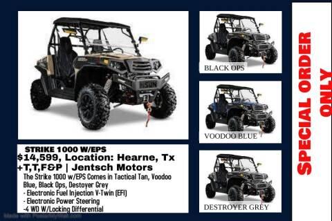 2021 HISUN STRIKE 1000 for sale at JENTSCH MOTORS in Hearne TX